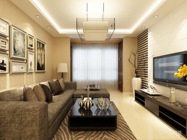 入户后是客厅和餐厅,采用镜面和混油材质,餐厅和沙发背景墙墙面采用黑镜作为装饰,相互呼应,同时曾加空间视觉感。丰富空间的层次感。