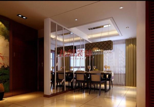 半包预算西安装修九朝装饰中式古典餐厅装修效果图片 装修美图 新浪