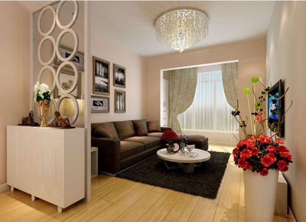 设计整体采用现代为主线,色彩低调而华丽,在设计中以软装营 造家居空间,给业主一份独特的居家环境。