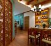 永威翰林居-东南亚风格四居室