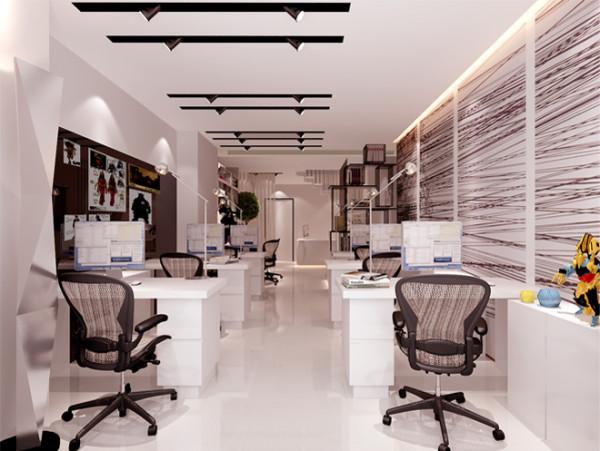 在家具形式设计中还是整体效果多以直线为主,使整个 空间简约而不失华丽