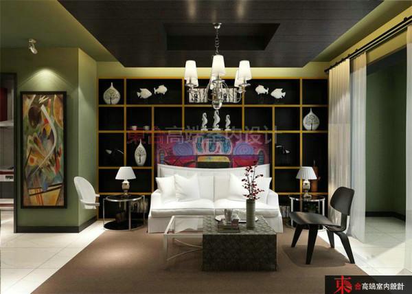 小资 别墅装修 样板间设计 东合设计 客厅图片来自东合设计在英伦湾