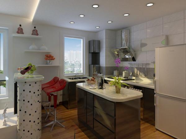 案例为简约精致小户型,户型虽小依然要承载的全部生活, 小小的空间里要把生活的梦想和现实全部装下,就是要充分利用室内空 间,从厘米开始设计空间,让小房子得到最大化的价值实现。