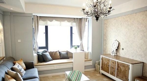 户型:三居室 面积:105.00平米