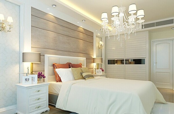 作为改善性住房,客户喜欢欧式风格的感觉