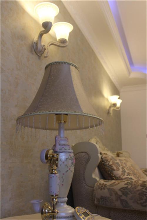 欧式台灯,古典而不失时尚