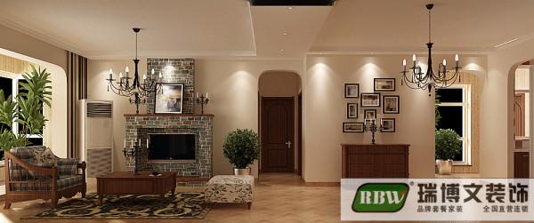 走廊的地方是一个简单的分区