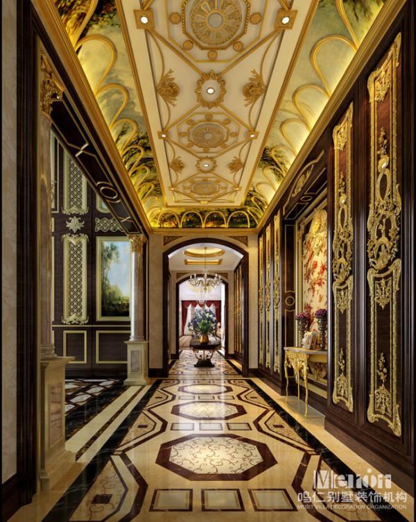 新古典风格门厅
