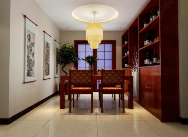 餐厅灯具的选择充分响应了新一代年轻人 对中国文化美好的向往