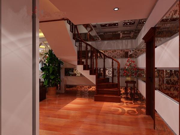 楼梯口设计