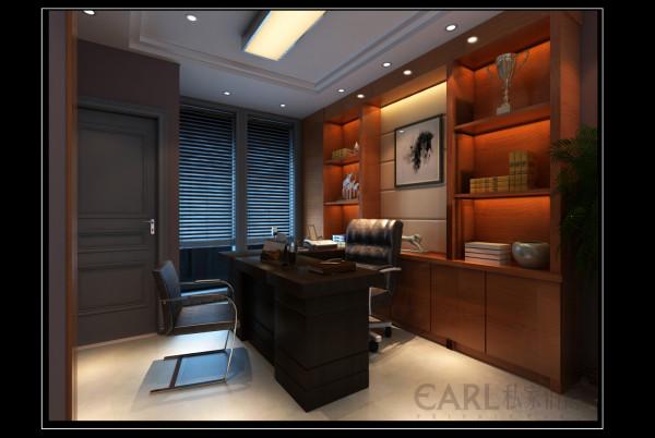 整个办公空间色调干净明亮,,灯光布置合理,有充足的光线在合理运用天光的同时采用整体照明的珊格灯与个别空间的筒灯与灯箱反光灯槽相结合。