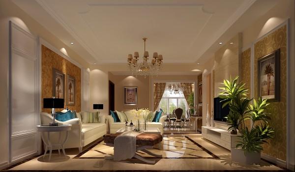 简欧风格的设计风格其实是经过改良的古典欧式主义风格。