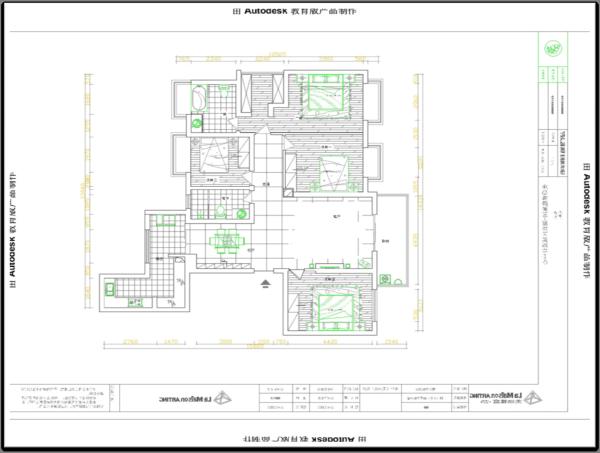 平面方案布局图【2】