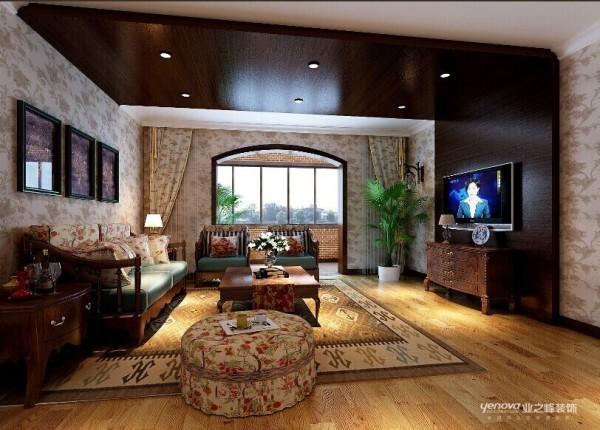 本案的所在小区为三江航天首府121户型,设计风格为欧式田园,欧式的浪漫加上田园的舒适,打造的温馨浪漫的居住环境。风格演出各样的家园风情活 乐趣,而追求简练、明快、浪漫、单纯和抽象的欧式田园风格。