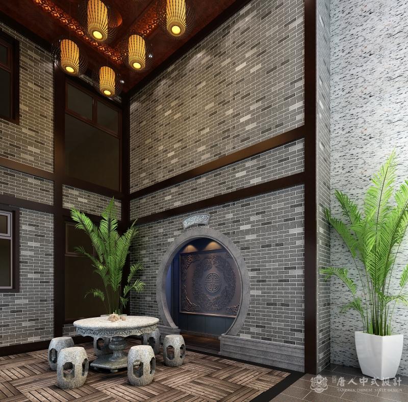 中式 新中式 中式風格 中式設計 中式裝修 陽臺圖片來自中式裝修設計圖片