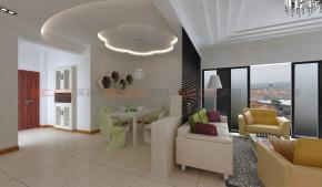 简约 小清新 三居 装修 玄关图片来自南京实创装饰夏雨荷在王子公馆122平的分享