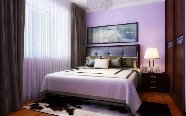 1.5米床,整体布置简单大方,后期以舒服为准,全房现代中式感较强,是中式和简约时尚相结合,整体大气实用