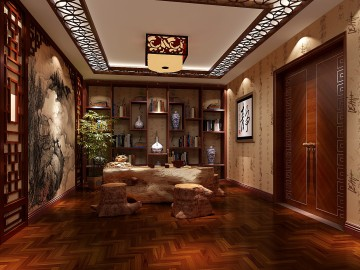 中海尚湖   18万中欧混搭公寓