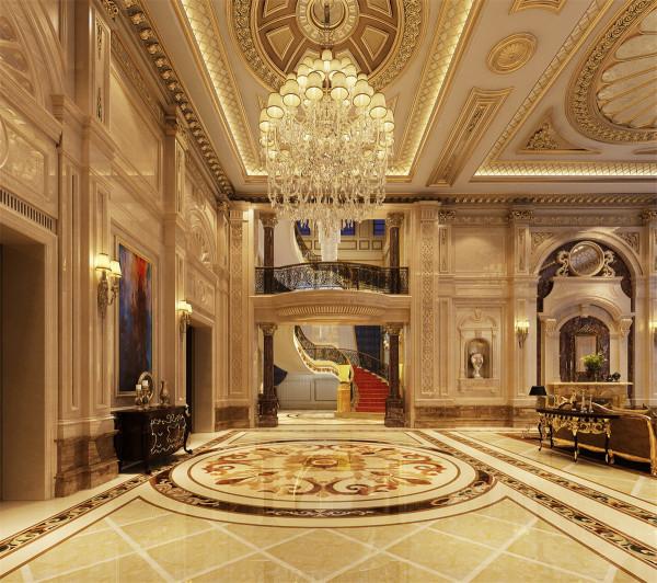 古典欧式风格是一种追求华丽、高雅的古典,其设计风格直接对欧洲建筑、家具、文学、绘画甚至音乐艺术产生了极其重大的影响,