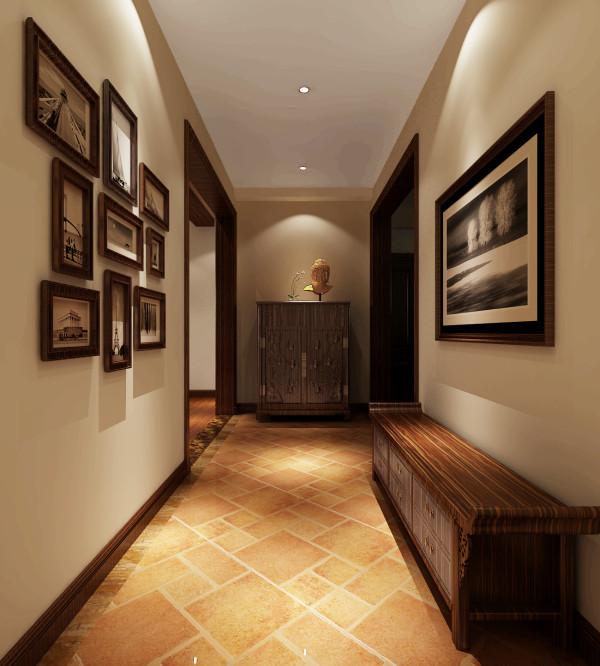国际时尚白富美三居别墅白领80后玄关装修效果图片 装修美图 新浪高清图片