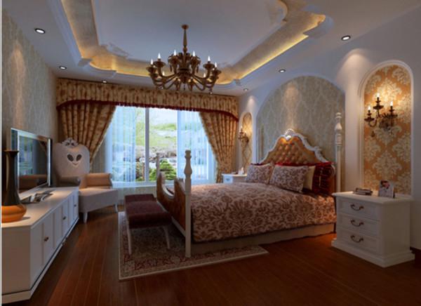 主卧室装修效果图