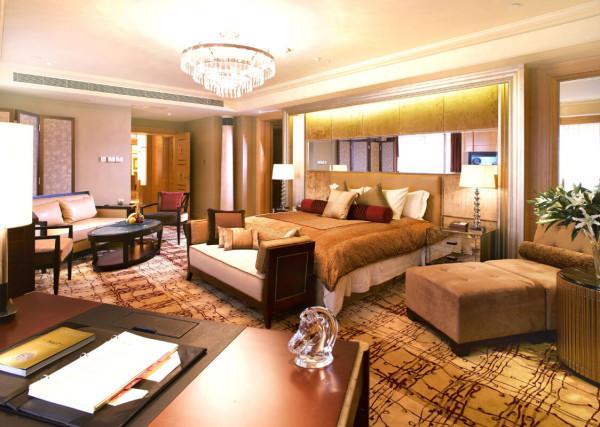 上海汤臣高尔夫别墅户型新欧式风格装修设计,上海奥邦装饰设计总监沈丽娜作品