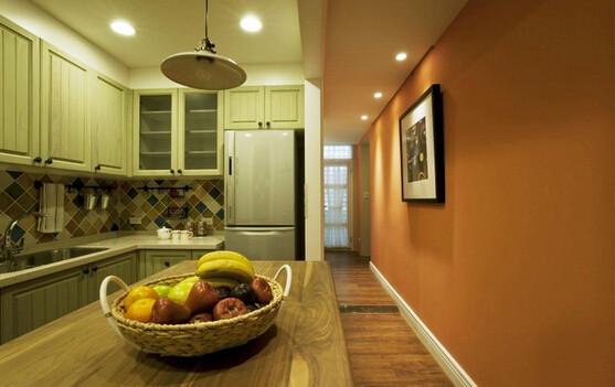 开放式厨房 让空间变大