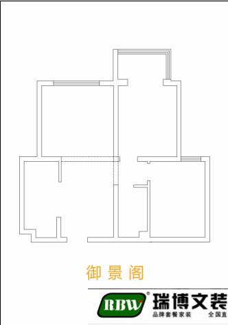 户型优点:两室两厅,客餐厅通透宽敞,卧室分布合理,整个户型的采光效果非常好