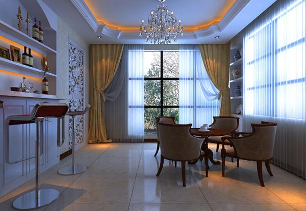 休息室,会客,看书,喝茶,来杯红酒。一处很舒适的地方。
