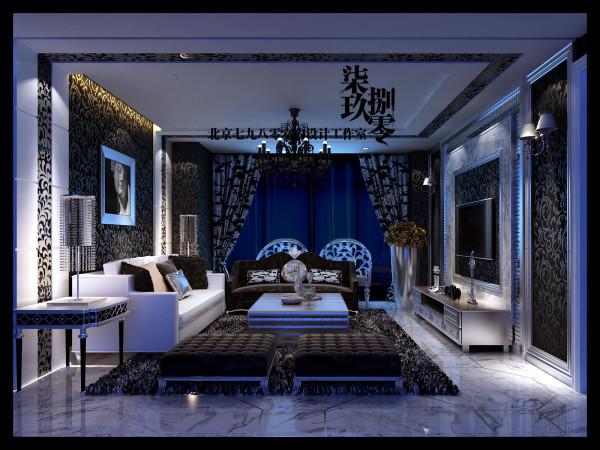 北京七九八零室内设计机构,现代风格设计,设计工作室,别墅设计