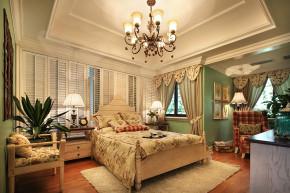 法兰西风情 白富美 高帅富 屌丝 定制家装 白领 文艺青年 公主房 金域上郡 卧室图片来自超凡装饰范鸿瑞在浪漫华美人生--金域上郡实景的分享