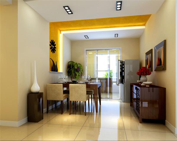 在颜色的选用上颜色的把握上用了香醇的咖啡色,象牙黄作为整体色彩的基调,暖色系的墙色与中性色的沙发相结合,相得益彰,更为惬意。