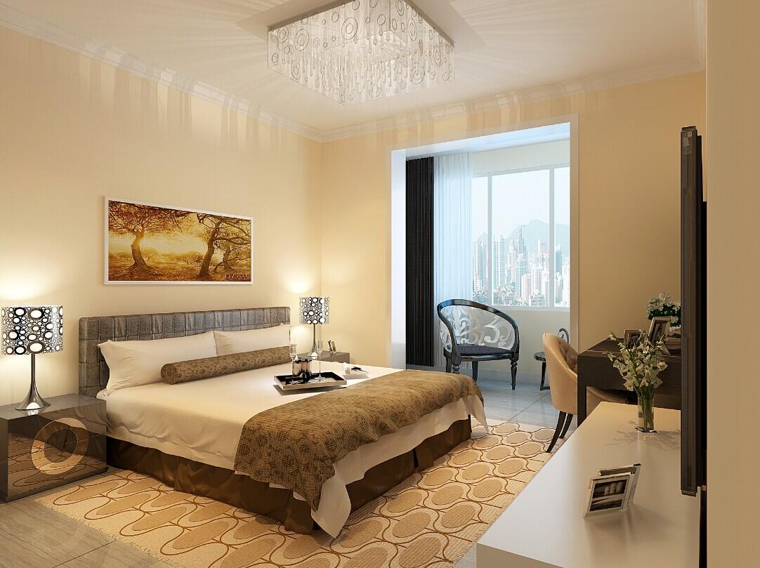 背景墙 房间 家居 起居室 设计 卧室 卧室装修 现代 装修 1082_809