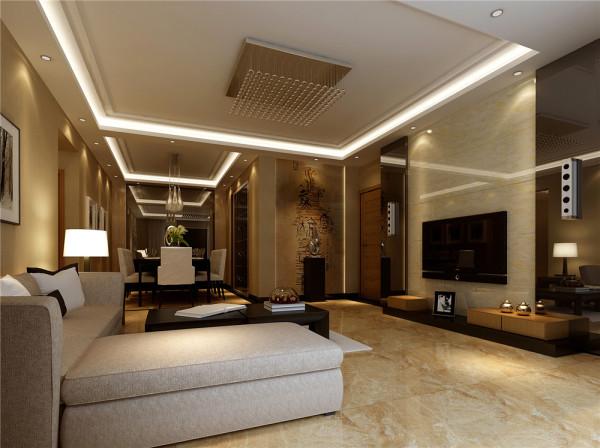 设计理念:以大理石的稳重大气,壁纸的朴素大方来装饰墙面的景点。更体现现代简约的之感。创造一个温馨,健康的家庭环境,它非常接近大自然环境的空间。