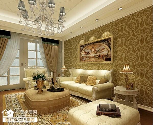 所以,我在给客户家做的设计里,打破以往欧式深沉的色彩,大量使用的白色调,白色沙发和装饰品的摆放,让整个客厅营造出时尚,高贵,轻松,愉悦的视觉感,