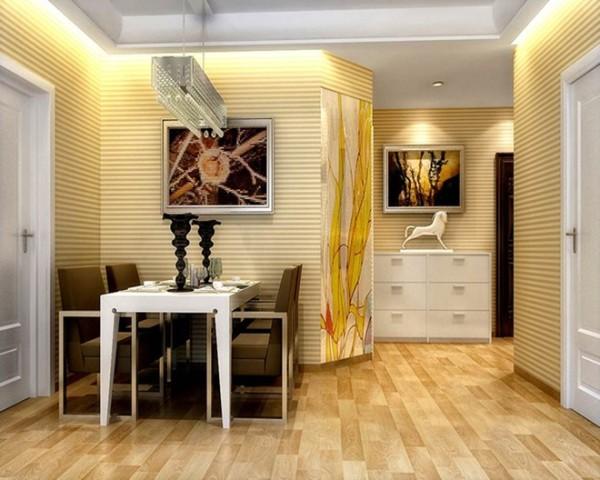 室内融合一个看起来简单的角落设计,其实都凝结着设计师的独具匠心,既美观又实用。