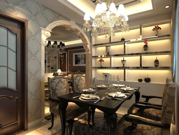 餐厅在欧美既是餐饮的场所,更是社交的空间。因此,淡雅的色彩、柔和的光线、洁白的桌布、华贵的线脚、精致的餐具加上安宁的氛围、高雅的举止等等共同构成了西式餐厅的特色。