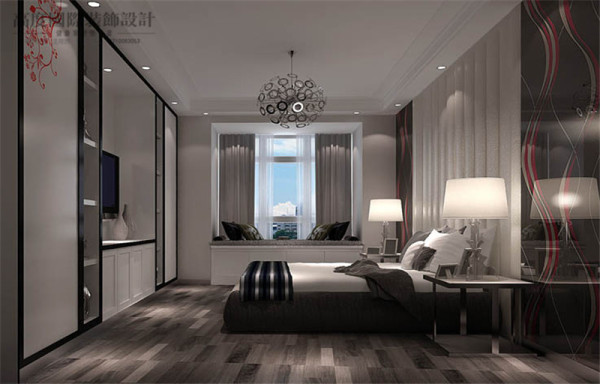 现代设计追求的是空间的实用性和灵活性。居室空间是根据相互间的功能关系组合而成的。