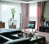 新中式混搭个性公寓装饰