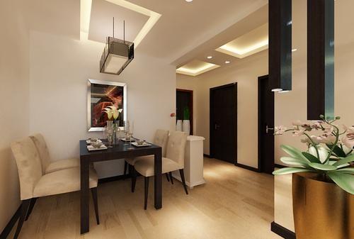 力求表现出一种完全区别于传统风格的高度技术的室内空间气氛