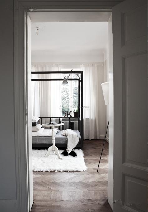 北欧风格公寓