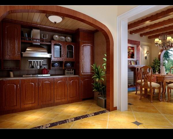 锦绣江山163平方,欧式,开放式厨房。