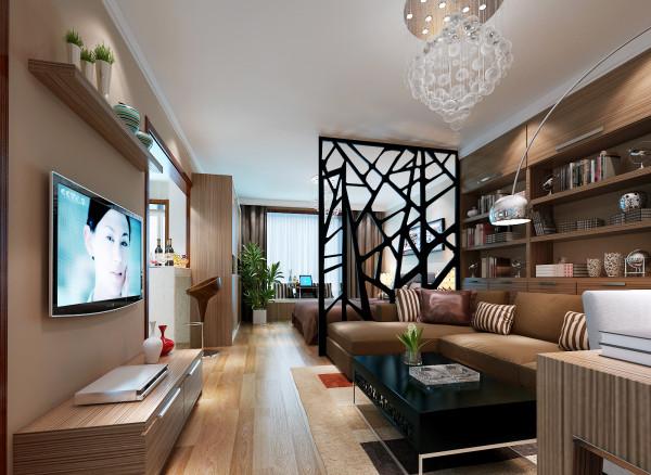 客厅不仅是待客的地方,也是家人朋友聚会聊天的场所,应是热闹和气的地方,客厅中的书柜、摆设从某种程度上也是主人兴趣爱好、品味的象征。卧室则是休息的私密空间,全身放松的一个场所。