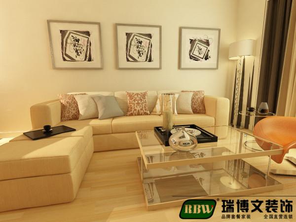 餐厅区域简单的挂了两幅壁画,单独的一个空间设计。在家具配置上,白亮光系列家具,独特的光泽家具倍感时尚,具有舒适与美观并存的享受。