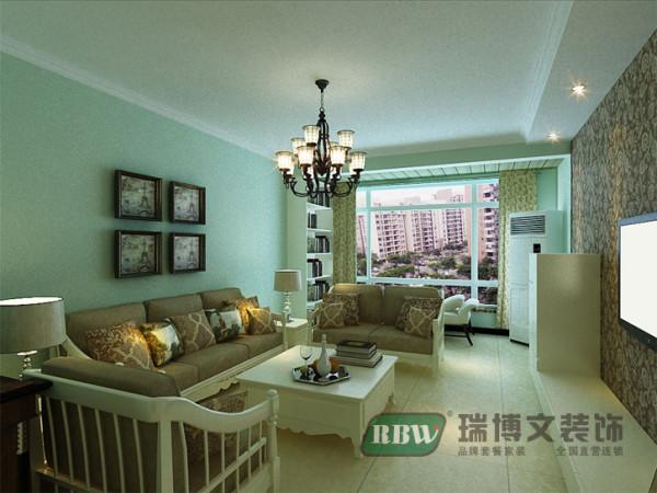整体墙面刷淡绿色墙漆,户型楼层14楼因此采光很好。此外整体户型属于全阳户型采光很好。
