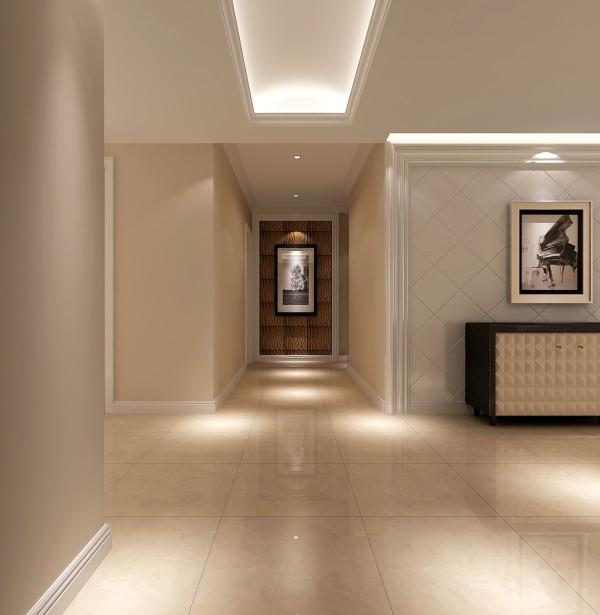门厅的设计,简洁大方,干净整洁,给人一种进门就是很开阔的感觉,很舒服