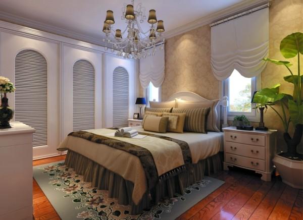 设计理念:老人都喜欢宁静,房间没有比较鲜亮的颜色,也没有  过多华而不实的东西。