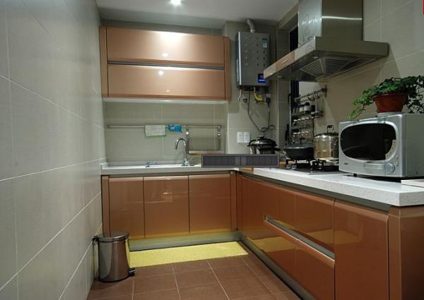 厨房,没有什么亮点,但十分温馨。