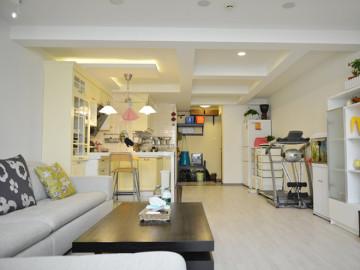 120平 青年公寓 田园风格