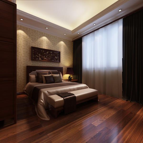 中国传统的室内设计融合了庄重与优雅双重气质。中式风格更多地利用了后现代手法,把传统的结构形式通过重新设计组合以另一种民族特色的标志符号出现。